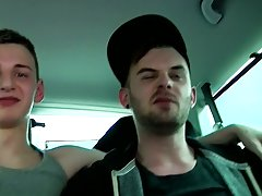 Gay teenage rimming and young tiny cute masturbation guy - at Boys On The Prowl!