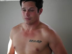 Gay wet cock solo pics and nude men in wet underwear