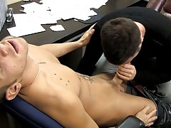 Anal boys first time pictures and men fucking in locker room at My Gay Boss