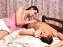 Zurab does just that and within bare seconds the guys are naked and fooling round mr s clemens 2 my first se