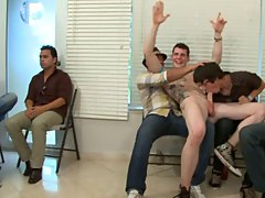 Free gay group porn and masterbation male groups at Sausage Party
