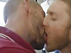 These lads have had sex before and you can see it in their eyes and the skilful way they know how to really get each other going