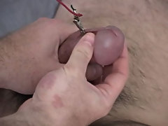 I grabbed my camera as Mark was stripping down to his underwear male masturbation gallery