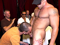 Group men sex and male gay art group at Sausage Party