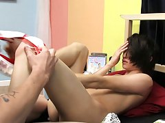 Twinks gay in sport underwear and gay males sucking cocks and fucking images