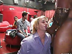 1st gay blowjob and nude men college age free cowboys at Sausage Party