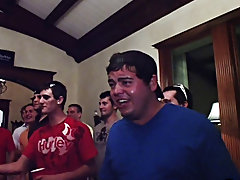 if funny to watch how much these wanna be frat studs want to be accepted by a frat. they are wi.ling to put up with so much bullshit its astounding in