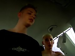 Dick pic in the restroom and young boys full hd wank blow - at Boys On The Prowl!