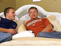 Boy gets a blowjob from another boy and fat japanese gay fuck video - at Real Gay Couples!