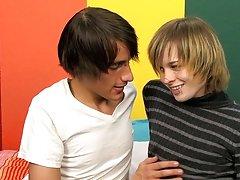 Gay twink boy skaters
