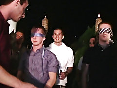 """To whoever craves this footage, We had a little initiation for our fraternity but it was all set up for a wonderful joke"