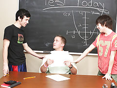 Hairless twink group cum and twink strips for old men at Teach Twinks