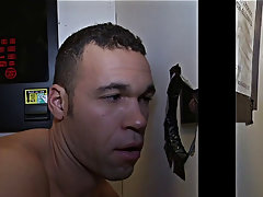 Men with multiple dicks gets blowjob and gay high student blowjob scene