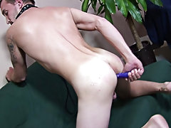 Foreskin fetish and masturbation story gym