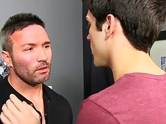The way Brock fucks Aiden down and gives him a sticky facial, these two no doubt worked up an appetite gay male hardcore at Bang Me Sugar Daddy