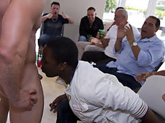 Toronto gay spanking group and leather groups gay men at Sausage Party