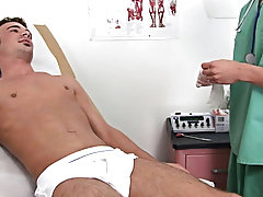 Many boys his age become over sensitive and begin to acquire hard cum swallowing gay