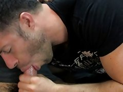 Trouble in paradise means Tristan Jaxx is left with only his hand to get off fucking muscle men at My Husband Is Gay