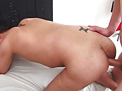 Passionate kisses, jaw-dropping blowjobs, milk enema and squirting, cockriding and face-fucking  you name it