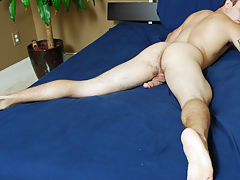Gay twinks with slow sex and solo anal positions pictures