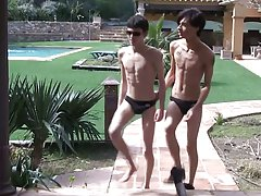 Nude male gay smooth humiliation and famous emo twink - Euro Boy XXX!