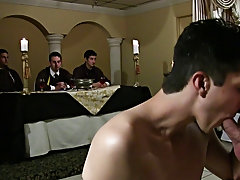Young boy jerk and cumshot movies