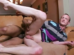 In this update an 18 yr old boy by the name of Sam Casey gets his insides rearranged by the supreme ding-a-ling big gay dick video samples