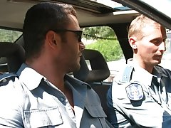 A cop, Sergio Soldi, comes and takes Shawn to the nursing home amature gay group sex