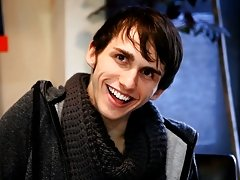 He has a super sweet smile that is always brightening up his face gay people first tim