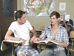 Animosity turns to desire, and desire turns to fervent and unstoppable twink fucking gay twinks fisting at Teach Twinks