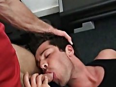 Taking his time to teach young Danny Star, Rocco decides it's time to manoeuvre dated more than his chest, and dives onto his rock keen dick and