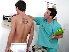 He was one of my hottest patients and I contemplate I think the world of my new job at this clinic as I pass the opportunity to closely work with inte