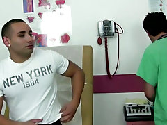I couldn't wait to see what other boys will be coming into the clinic free gay fetish video clips