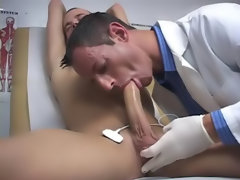 I let out a warning to the doctor, and he told me to go winning gay twink free video