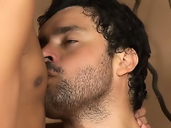 Soon they are ready for the real thing, and so the stud spreads his buns to welcome his twink lover inside free hardcore gay big coc