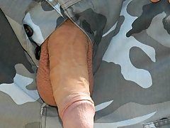Caught jerking off, soldier Tom Evans discovers quickly that soldiers who fight together have to fuck together gay military stud