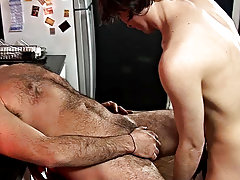 Watch the horse hung boy rub his old lover&#039;s holes with his pulsing meat free extreme gay anal photos