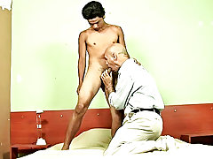 Ultimately, both rushed to the older lover's room nearby where the boy proceeded to strike the wrinkled ass dope mature gay men fuck