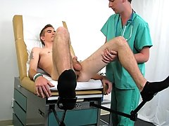 The end time I was in the clinic he told me to turn over a complete an situation to decent run sure that there were no issues after he took off the to
