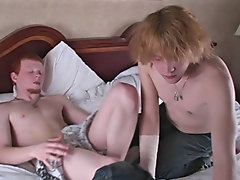 Horny dude Vin can't keep his hands from touching every inch of his white-hot fuckable bod straight amateur men boys