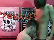 Twinkle boys sex tubes and anal sex porn young teen gay at EuroCreme