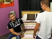 Married dudes Alexsander Freitas and Danny Brooks are surprised when Wade Westin turns up to replace the stripper cutie who never showed, but they dec