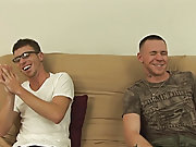 Gay blowjob as punishment and on your knees gay blowjob