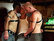 So much so one of the butch men thinks this guy might like to take a bit of hard rod up his gazoo too group guys masturbating pics at Backroomfuckers