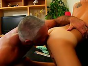Man fucks boys first time and guys dick in pussy at Bang Me Sugar Daddy