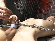 Roxy loves every minute of this sexy bondage scene twinks strip gay