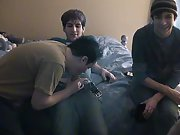 Twink gay sex movies and all male anal penetration pictures - at Boy Feast!