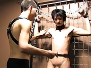 Baretwinks goes all out in this bondage video with Rad and Miles using the dark dungeon gear to the extreme twink male free photos