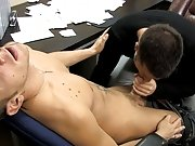 Shane Frost is known for his looks, not his way with numbers bears man naked at My Gay Boss