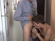 His mature paramour entered the kitchen, and as the boy had no thing on but a towel, he felt a serious surge of arousal free gay twinks porn
